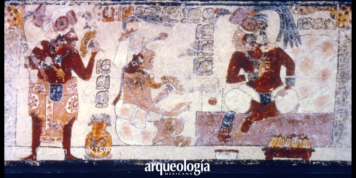 Cerámica maya