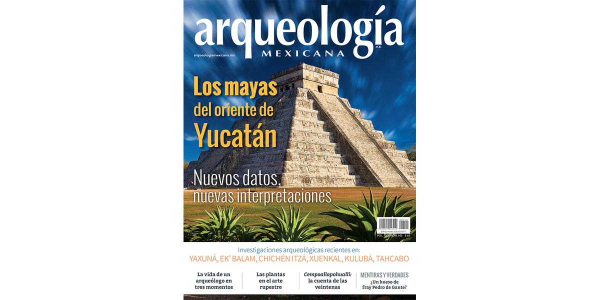 145. Los mayas del oriente de Yucatán