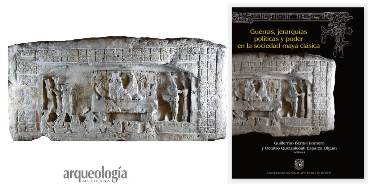 Guerras y poder entre los mayas
