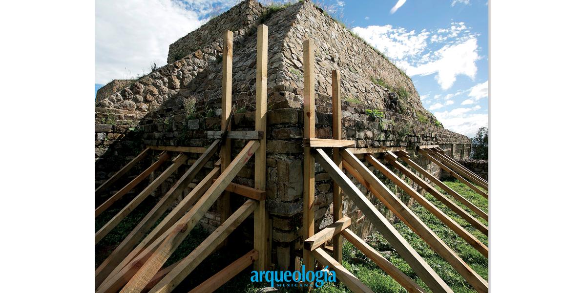 El impacto de los sismos de 2017 en las zonas arqueológicas mexicanas, I