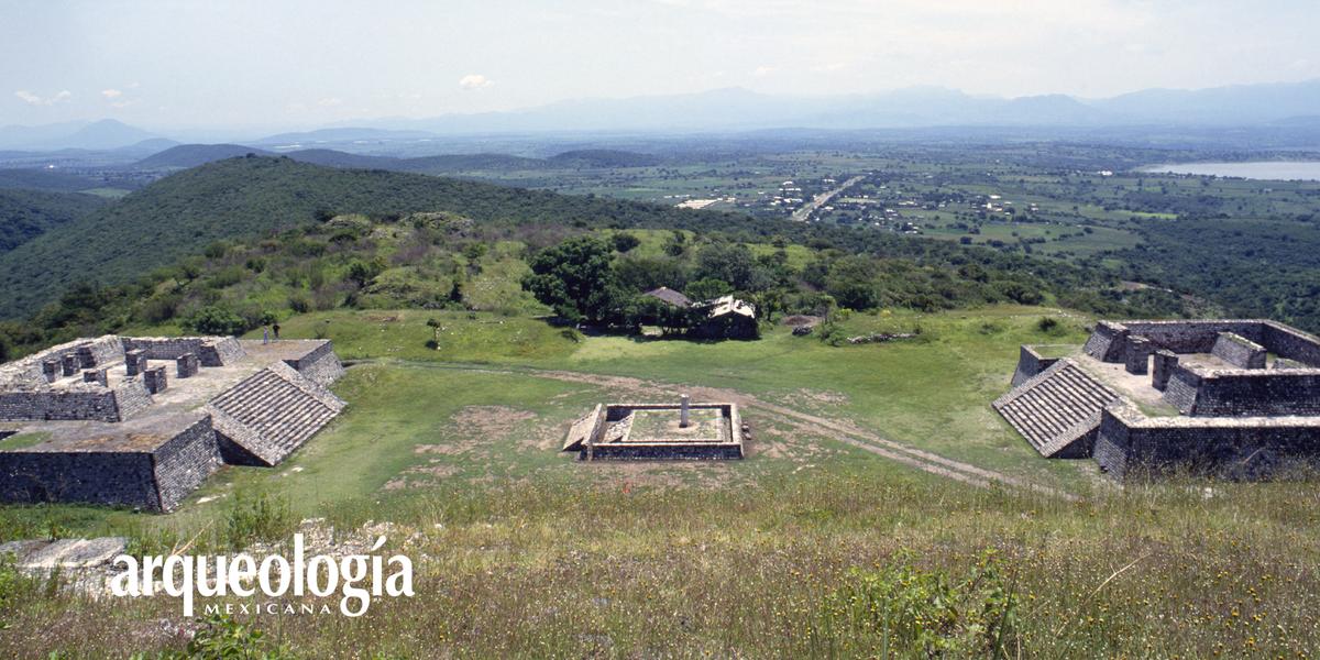 Xochicalco y el occidente de Morelos
