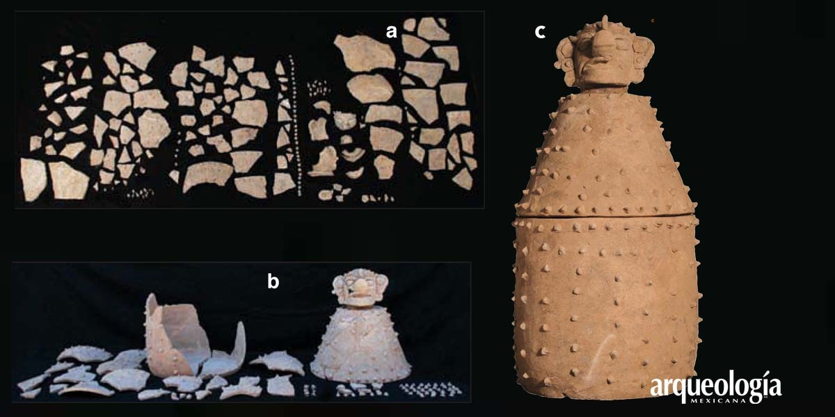 Restauración de cerámica arqueológica