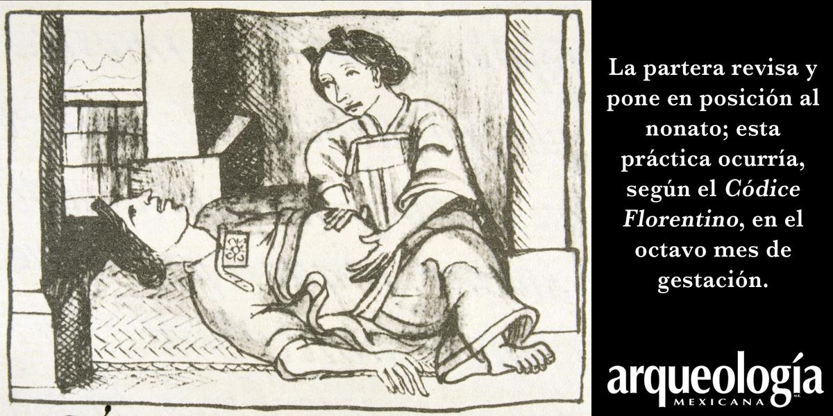 Textos nahuas de Thelma Sullivan. El embarazo y el parto en la mujer mexica