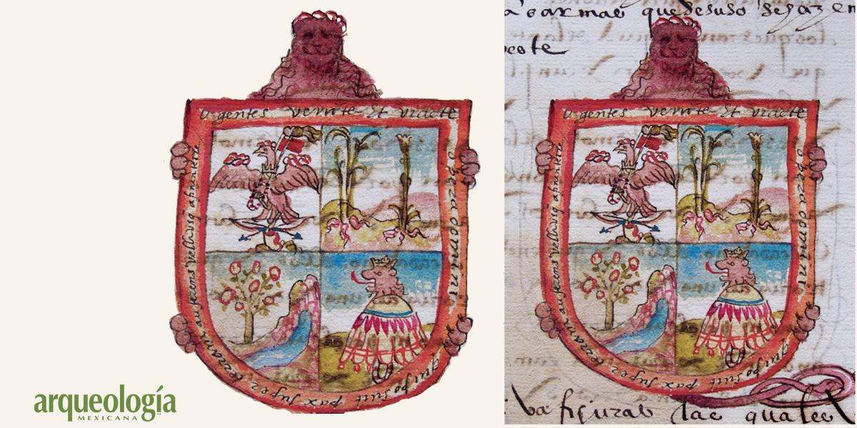 Escudos de armas tlaxcaltecas