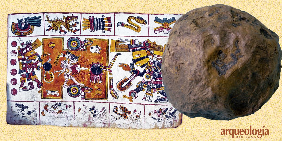 Pelotas de hule mesoamericanas