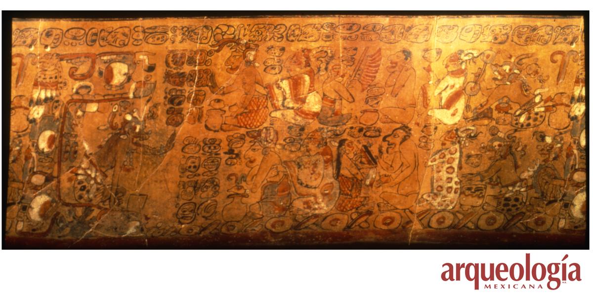 Enemas rituales en Mesoamérica