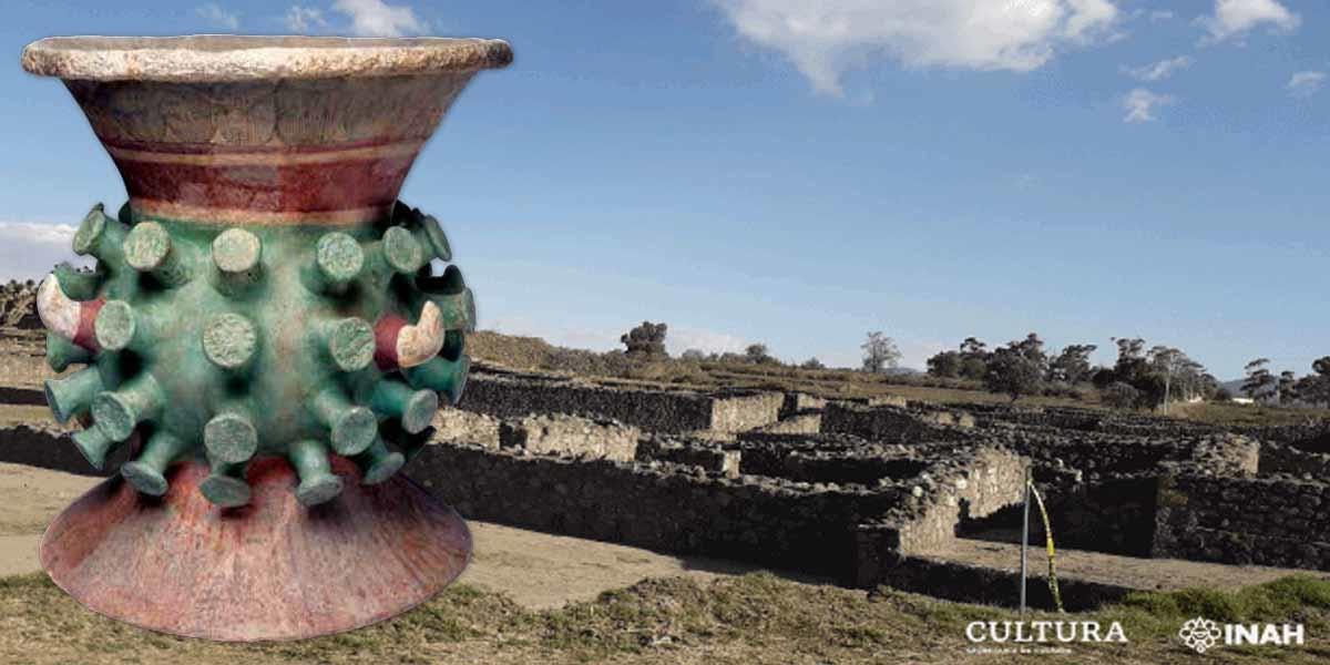 Reabre la Zona Arqueológica de Tecoaque, Tlaxcala
