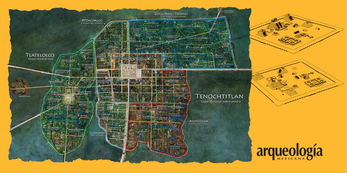 Tenochtitlan y sus campan