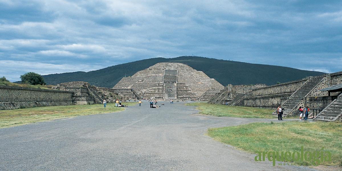 Teotihuacan. Estado de México