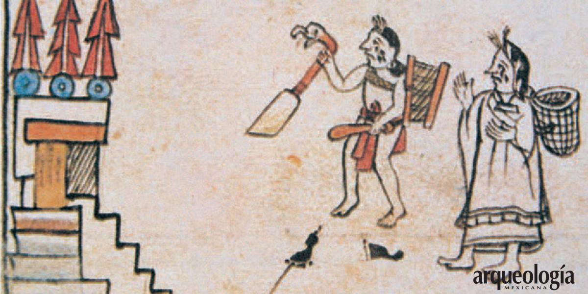 Instrumentos agrícolas e irrigación en Mesoamérica