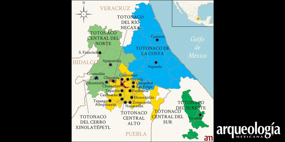 Totonaco-tepehuas