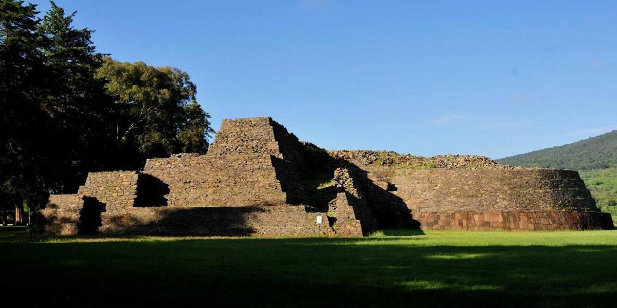 La rivalidad entre purépechas y mexicas