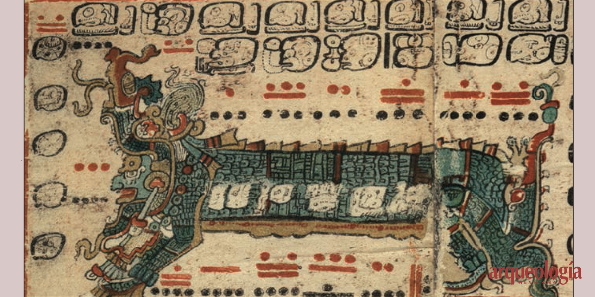 Personajes en la mitología maya