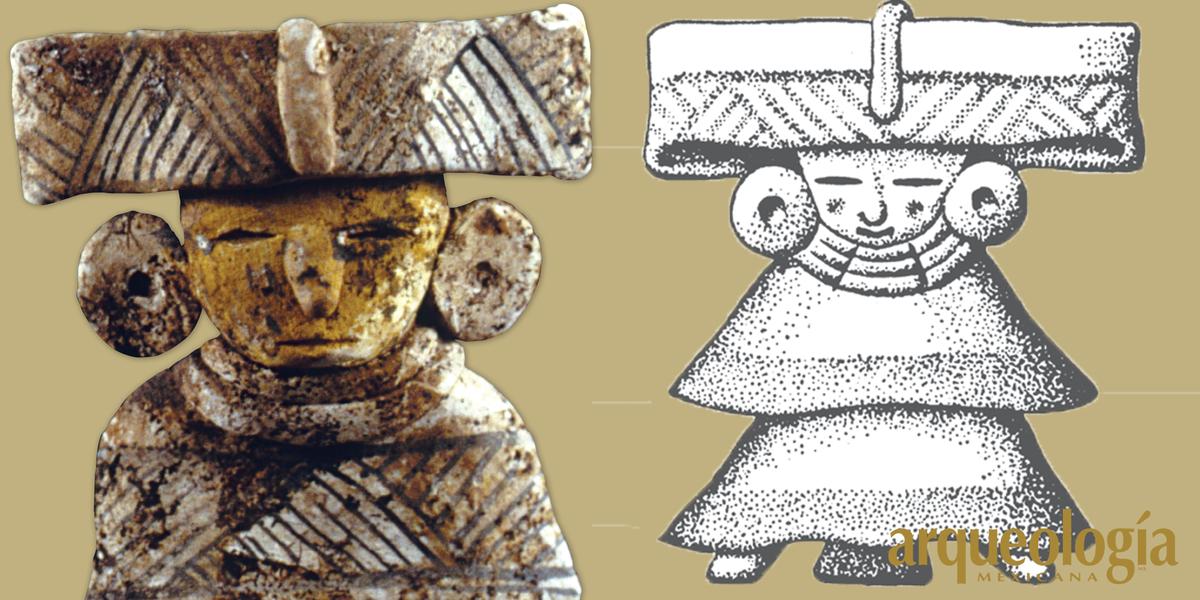 Tocados en Teotihuacan