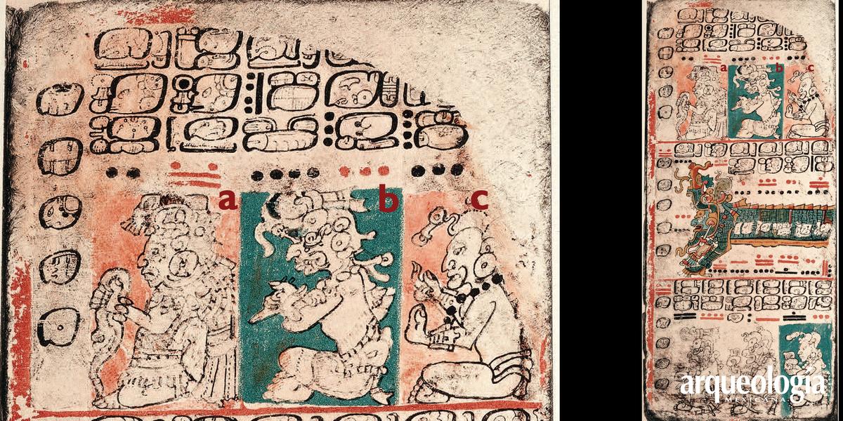 Página 4 (Escriba 2). Almanaques misceláneos, serie II