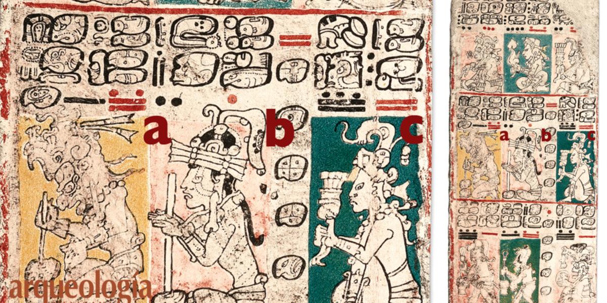 Página 6 (Escriba 2). Almanaques misceláneos, serie II