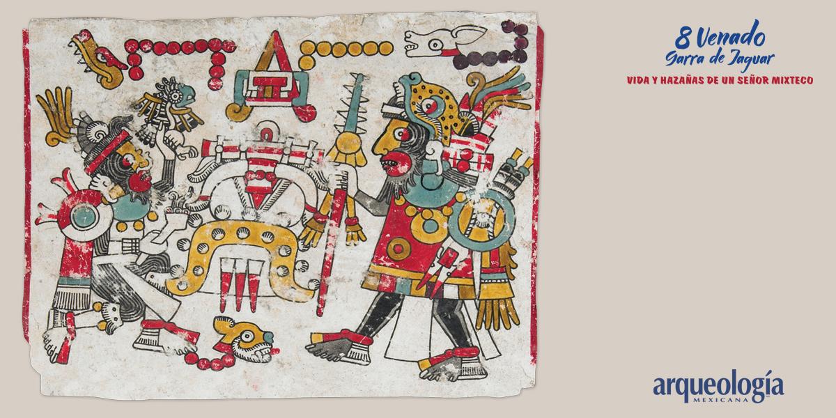 8 Venado recibe el título de tecuhtli