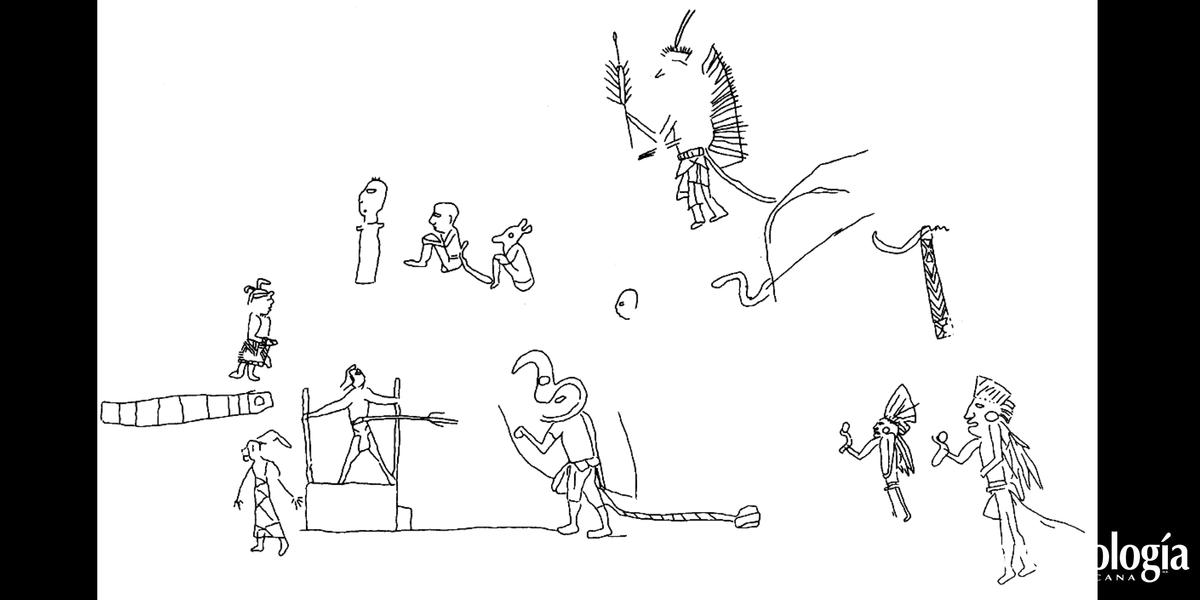 La Danza del Volador y el sacrificio humano