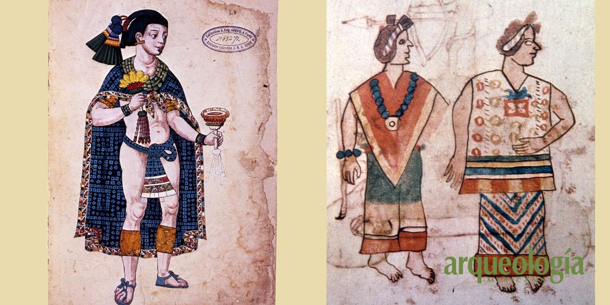 El vestido prehispánico del México antiguo