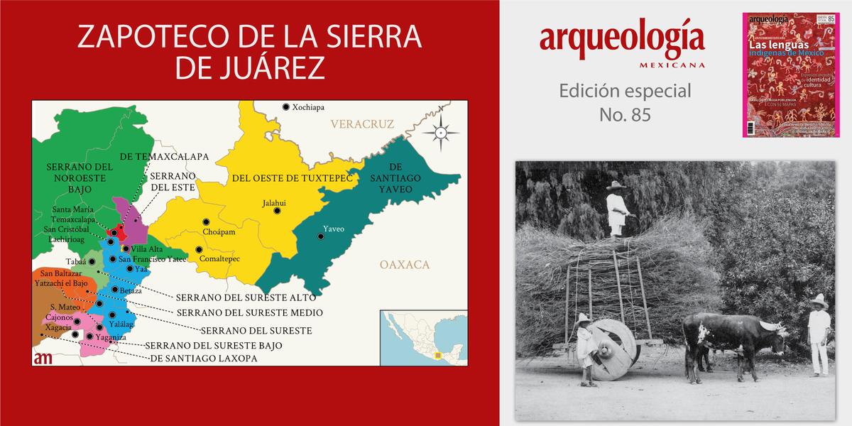 ZAPOTECO DE LA SIERRA DE JUÁREZ