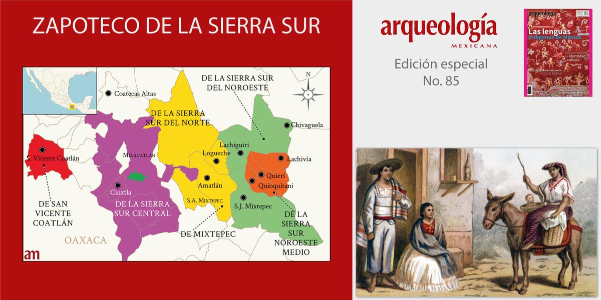ZAPOTECO DE LA SIERRA SUR