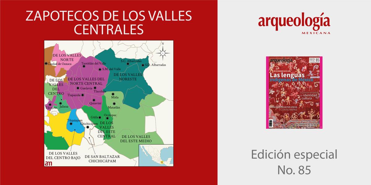 ZAPOTECOS DE LOS VALLES CENTRALES