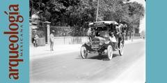 El pueblo de Tacuba y la Ciudad de México a principios del siglo XX