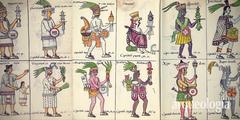 El Códice Florentino. Cronología