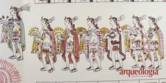 Atuendos del México antiguo. El máxtlatl