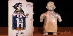 Atuendos del México antiguo. Tilma y Xicolli