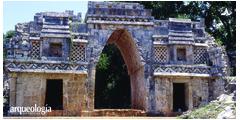 Arco de Labná, Yucatán