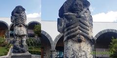 Tenochtitlan y los conquistadores