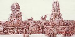 La Casa de los Cuatro Reyes de Balamkú, Campeche