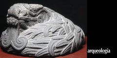 La serpiente emplumada. Cúmulo de símbolos