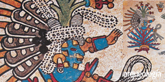 Dioses mexicas. Complejo 11. Metztli