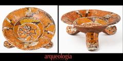 El estilo Mixteca-Puebla y la cerámica policroma de Cholula. La loza en que comía Moctezuma