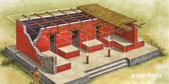 La construcción de las grandes pirámides de México