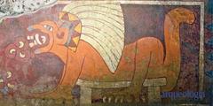 Los mamíferos en la pintura mural prehispánica