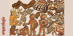 Las andanzas de los héroes divinos en el Popol Vuh