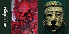 El ajuar funerario de la Reina Roja de Palenque, Chiapas