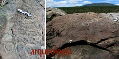 Conservación de sitios con arte rupestre en Coahuila