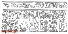 Procesiones en Chichén Itzá