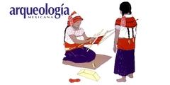 Indumentaria otopame en el Museo Nacional de Antropología