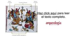 Origen de los dioses y rituales en la Mixteca