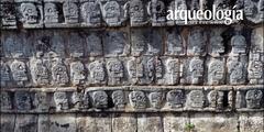 Tzompantlis. Un espejo en el arte maya