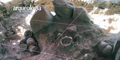 Localizan 108 petroglifos en la Zona Arqueológica de La Campana, en Colima