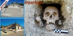 Templo dedicado al dios del Inframundo en Tehuacán, Puebla