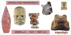 Cronología Prehispánica