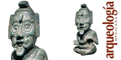 Ajuar funerario de Pakal II, señor de Palenque Chiapas