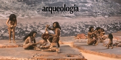Arqueolítico y Cenolítico Inferior (30000-7000 a.C.)